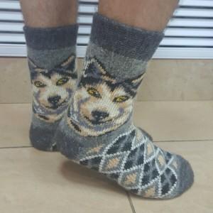 тепленькие носочки